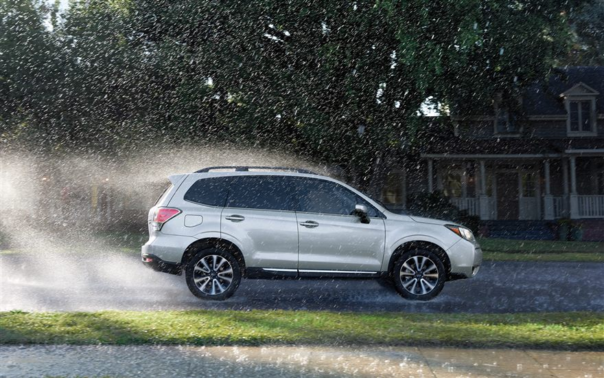 The 2017 Subaru Forester