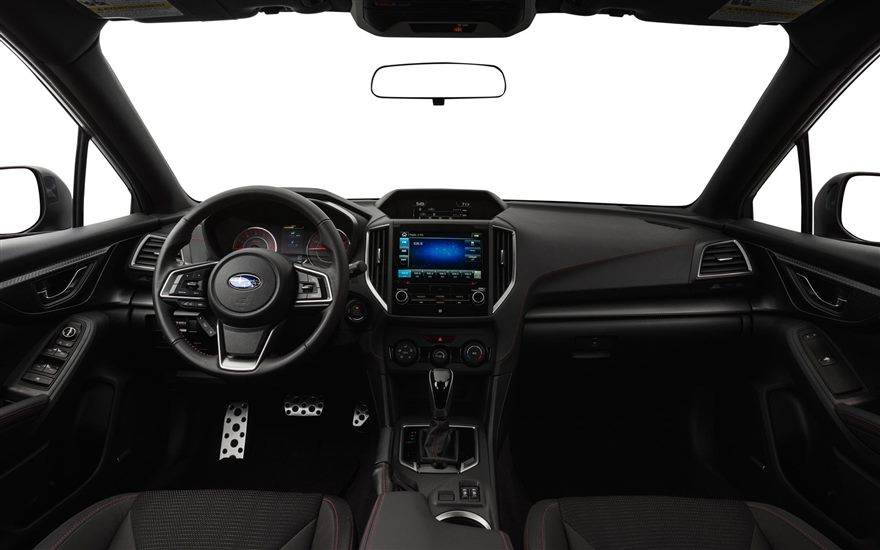 The 2017 Subaru Impreza
