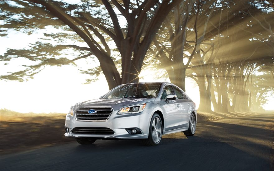 The 2017 Subaru Legacy