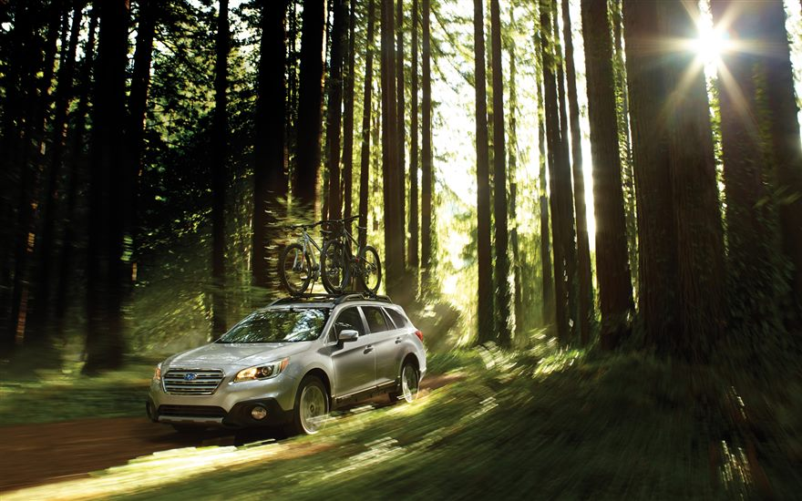 The 2018 Subaru Outback
