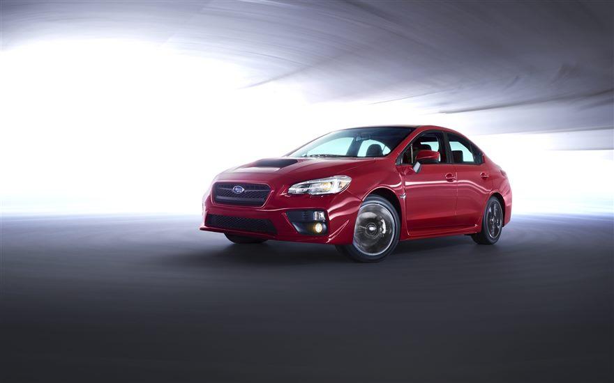 The 2017 Subaru WRX