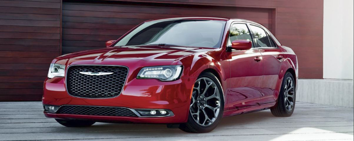 Shop the all new Chrysler 300 in New Castle