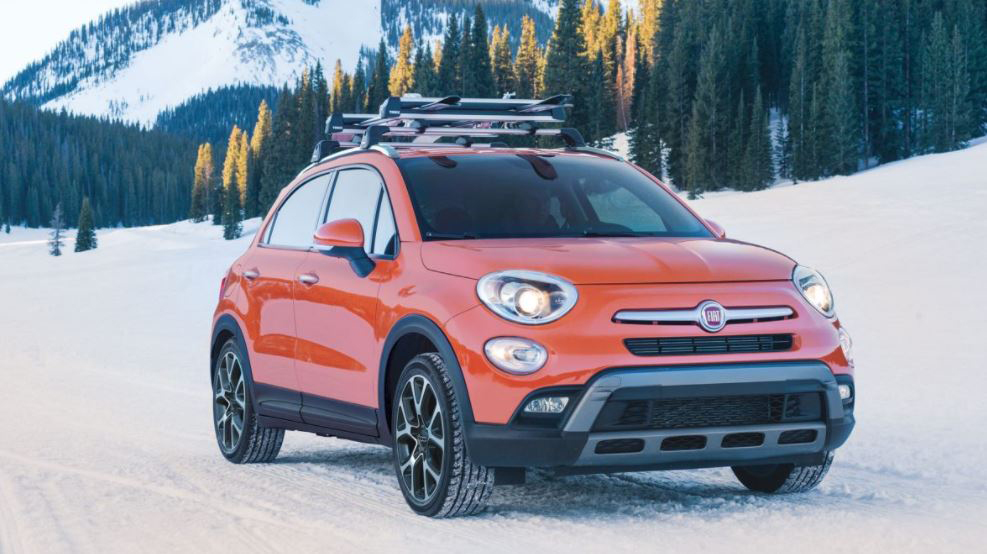 Test Drive the Fiat 500x in New Castle Area