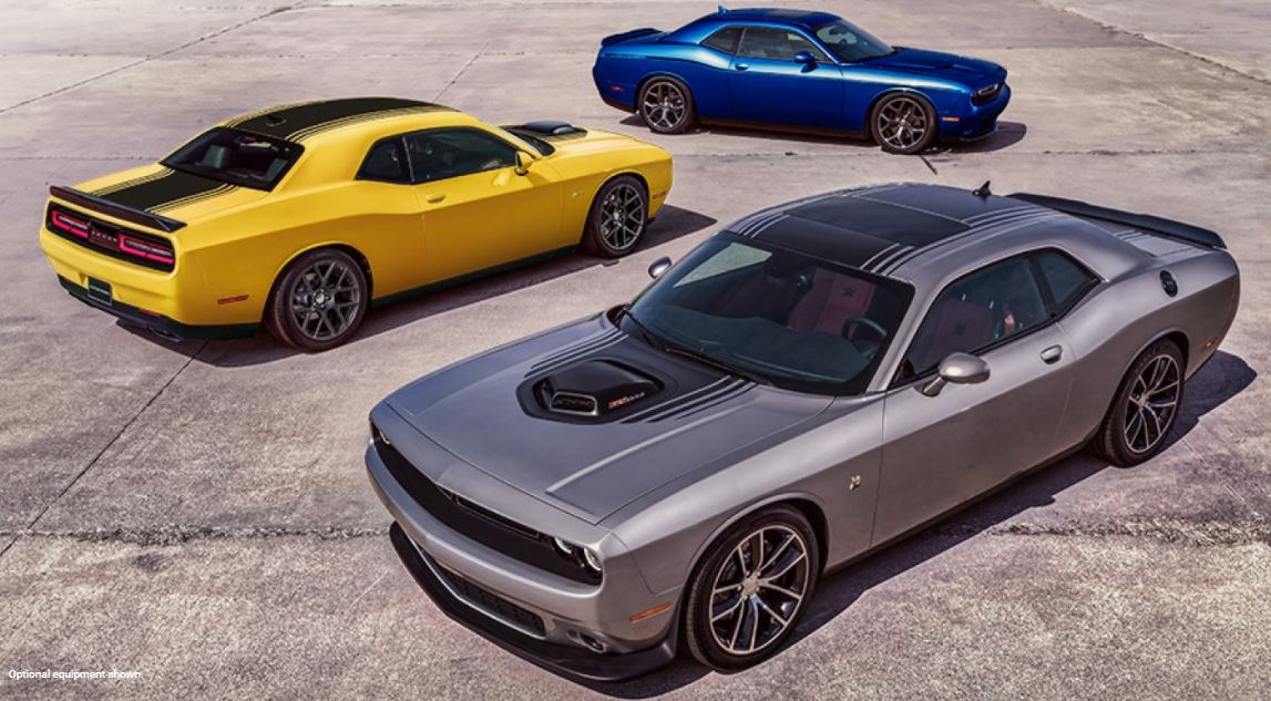 Browse the All New Dodge Challenger near Wilmington
