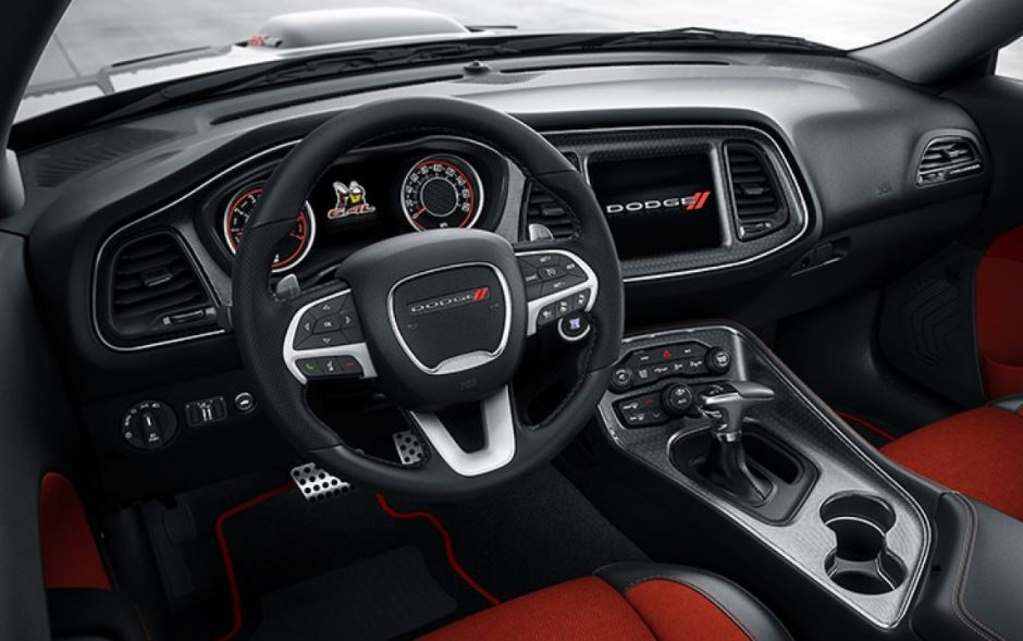 Test Drive the all new Dodge Challenger muscle car at Carman near Elkton