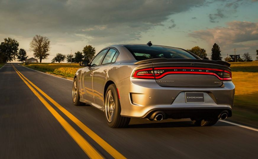Test Drive the 2017 Dodge Charger near Wilmington