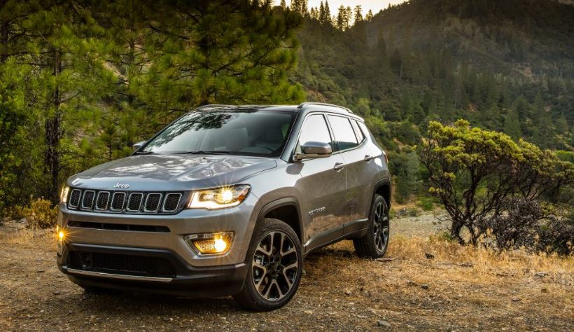 Shop the all new Jeep Compass in New Castle