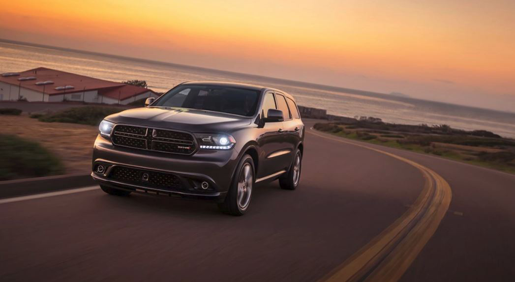 The all new Dodge Durango at New Castle auto dealer