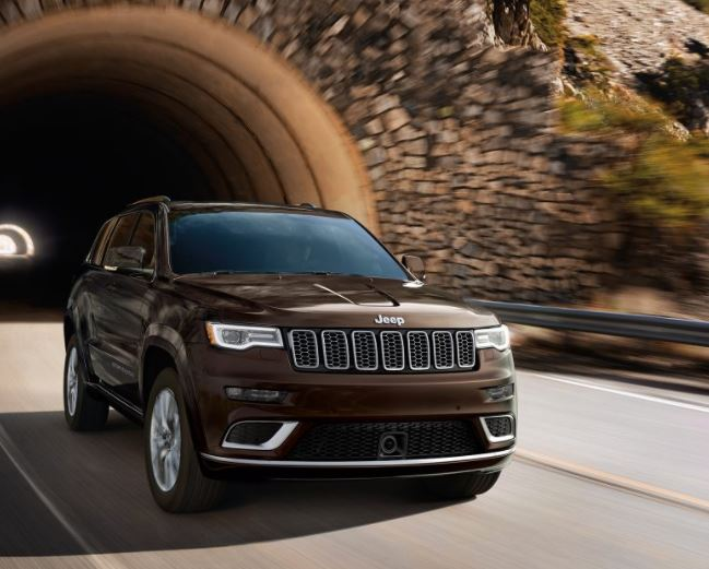 Browse the all new Jeep Grand Cherokee in New Castle