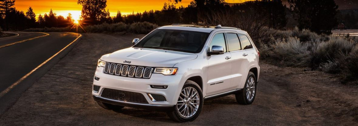 Browse the New Jeep Grand Cherokee at Carman