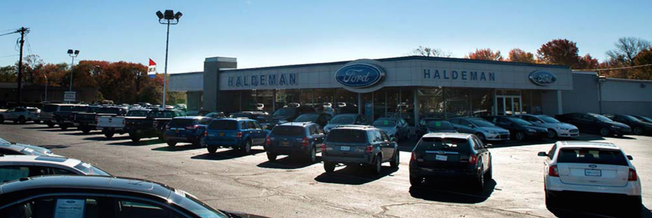 Haldeman Ford Hamilton NJ Auto Dealer - Ford dealers in nj