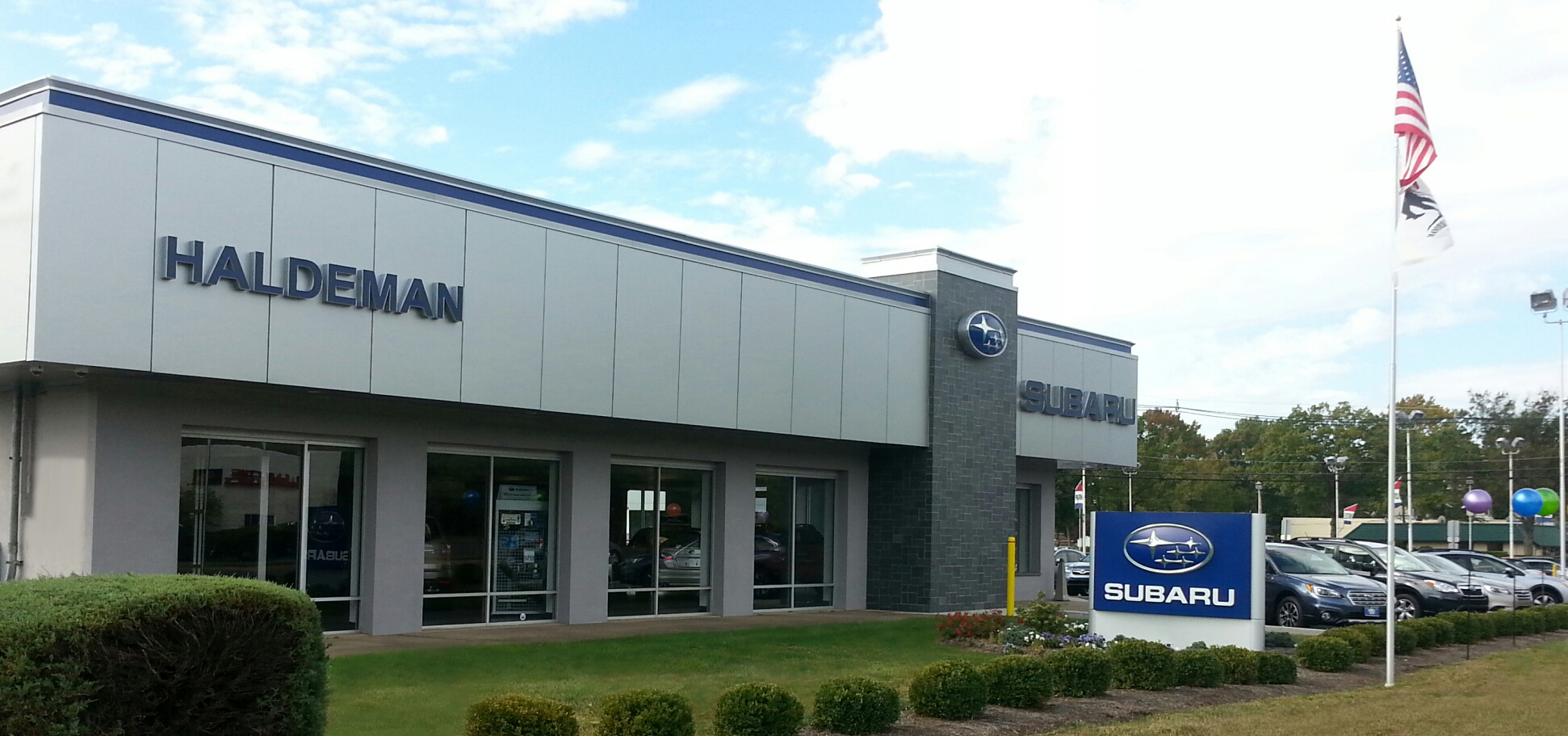 Haldeman Subaru In Hamilton NJ - Haldeman ford car show