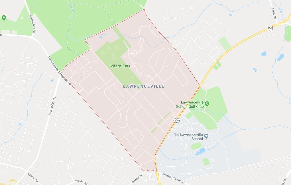 location of dealership in lawrenceville nj