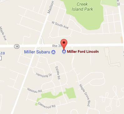 location of dealership in Lumberton nj