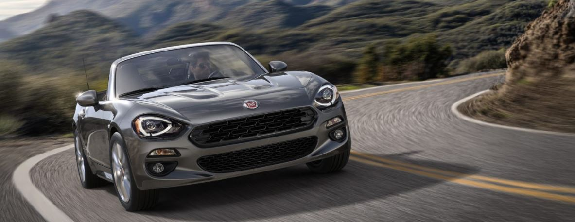 Shop New Fiat Spider near New Castle