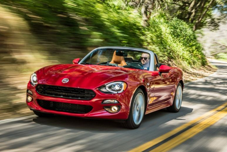 Shop the all new Fiat Spider roadster in Delaware at Carman Auto Group