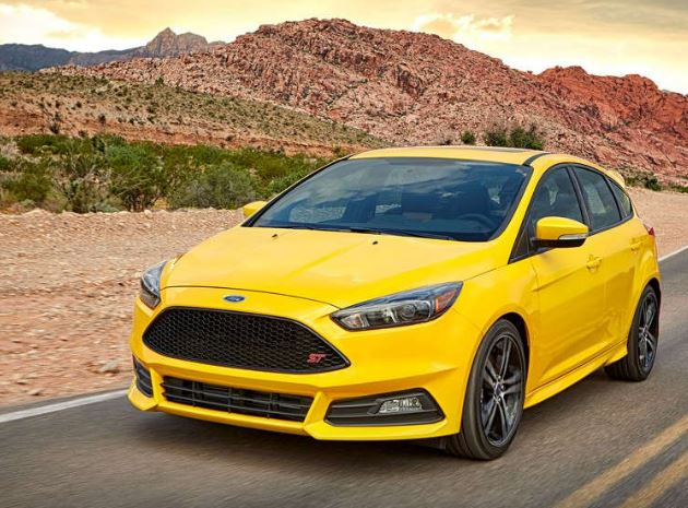 2017 Ford Focus in Wilmington