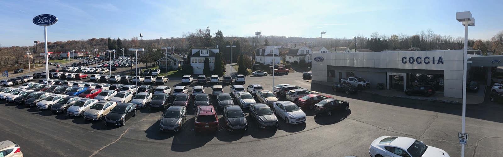 Shop New and Used Ford Cars, Trucks and SUVs near Wilkes-Barre