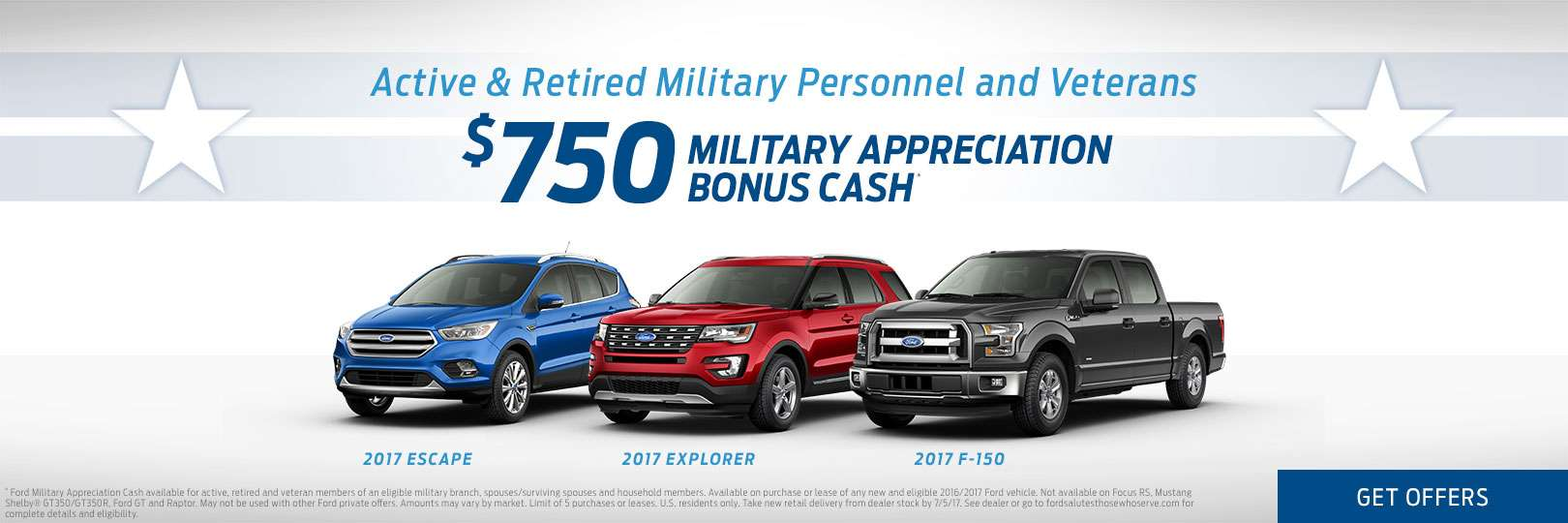 Ford Military Discount