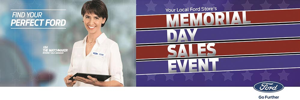 Ford Memorial Day Sale 2017