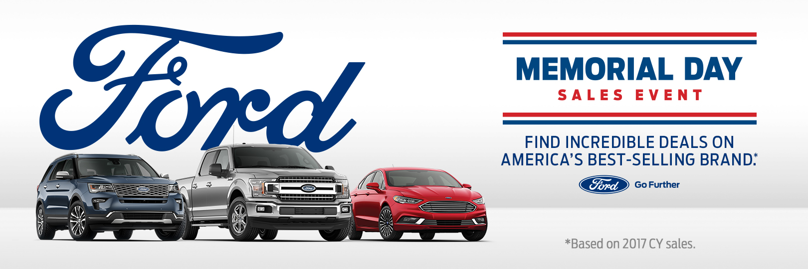 Ford Memorial Day Sale 2018