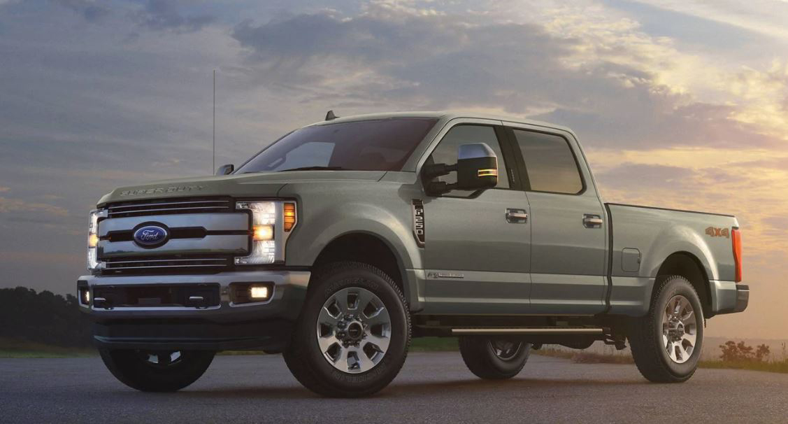 2019 Ford Superduty