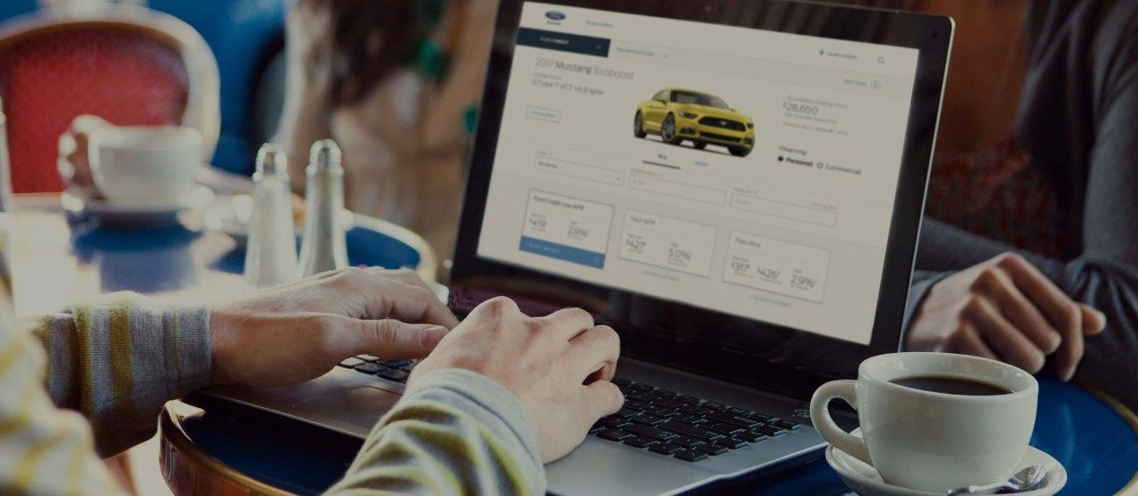 ford credit online or mobile payments