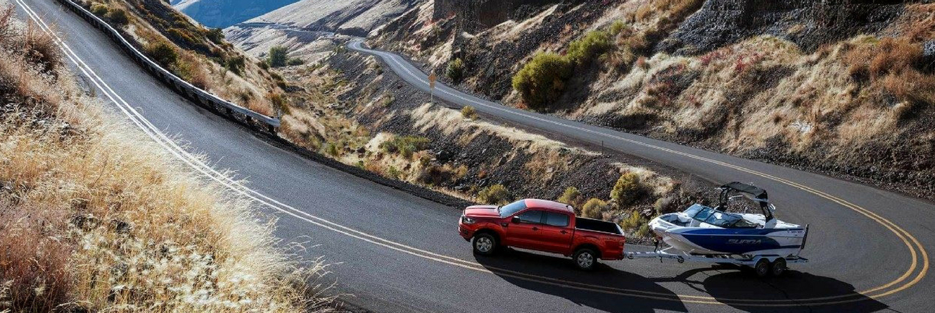 the all-new 2019 Ford Ranger