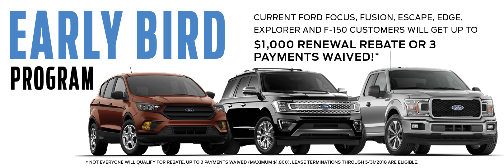 Ford Early Lease End Program