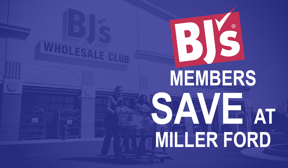 Miller Ford BJs Wholesale