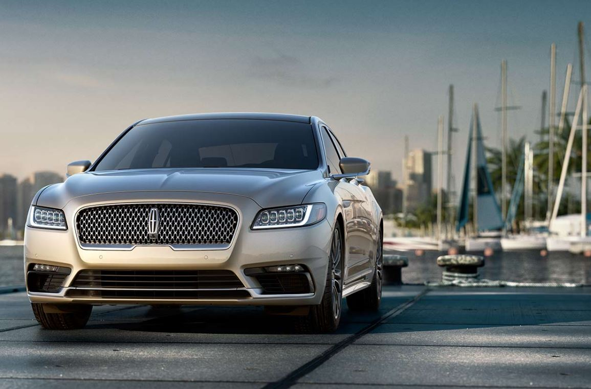 Shop New Lincoln Cars in Wilkes-Barre