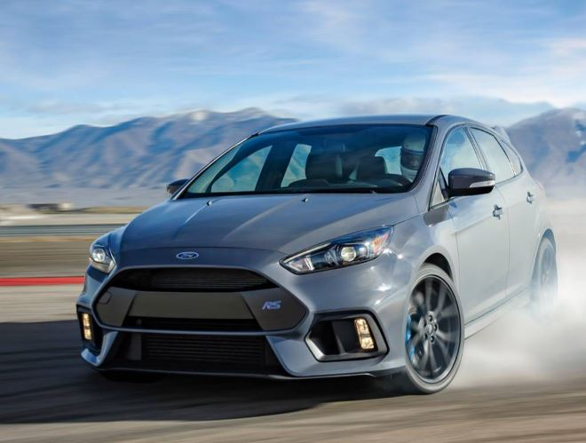Buy the New Focus RS in Wilkes-Barre