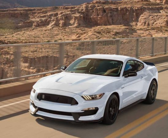 Get the Mustang Shelby GT350 in Wilkes-Barre