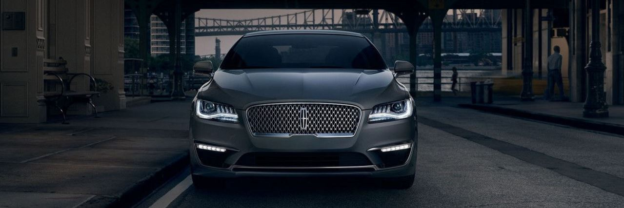 Lincoln mkz front end