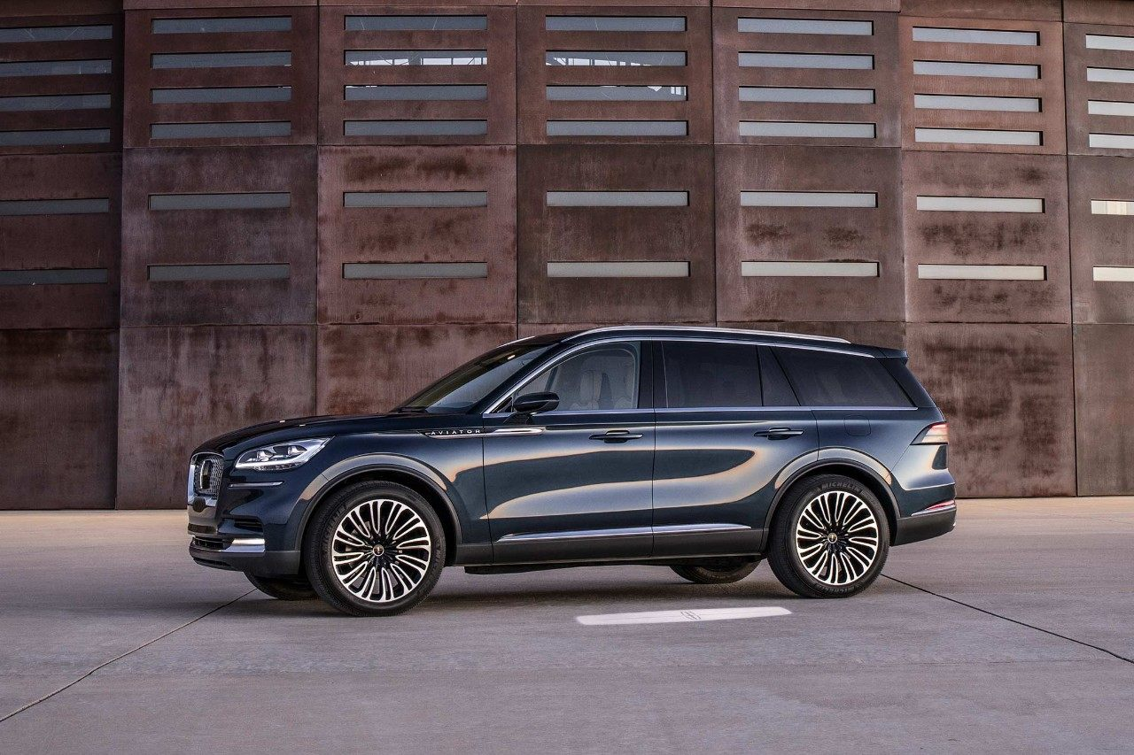 The 2019 Lincoln Aviator