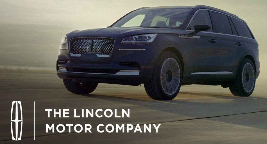 Coming Soon: The 2019 Lincoln Aviator