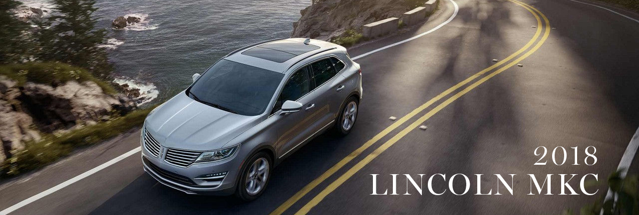 The 2018 Lincoln MKC