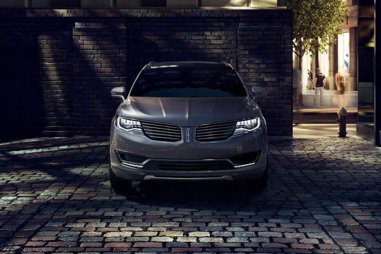 2018 Lincoln MKX front