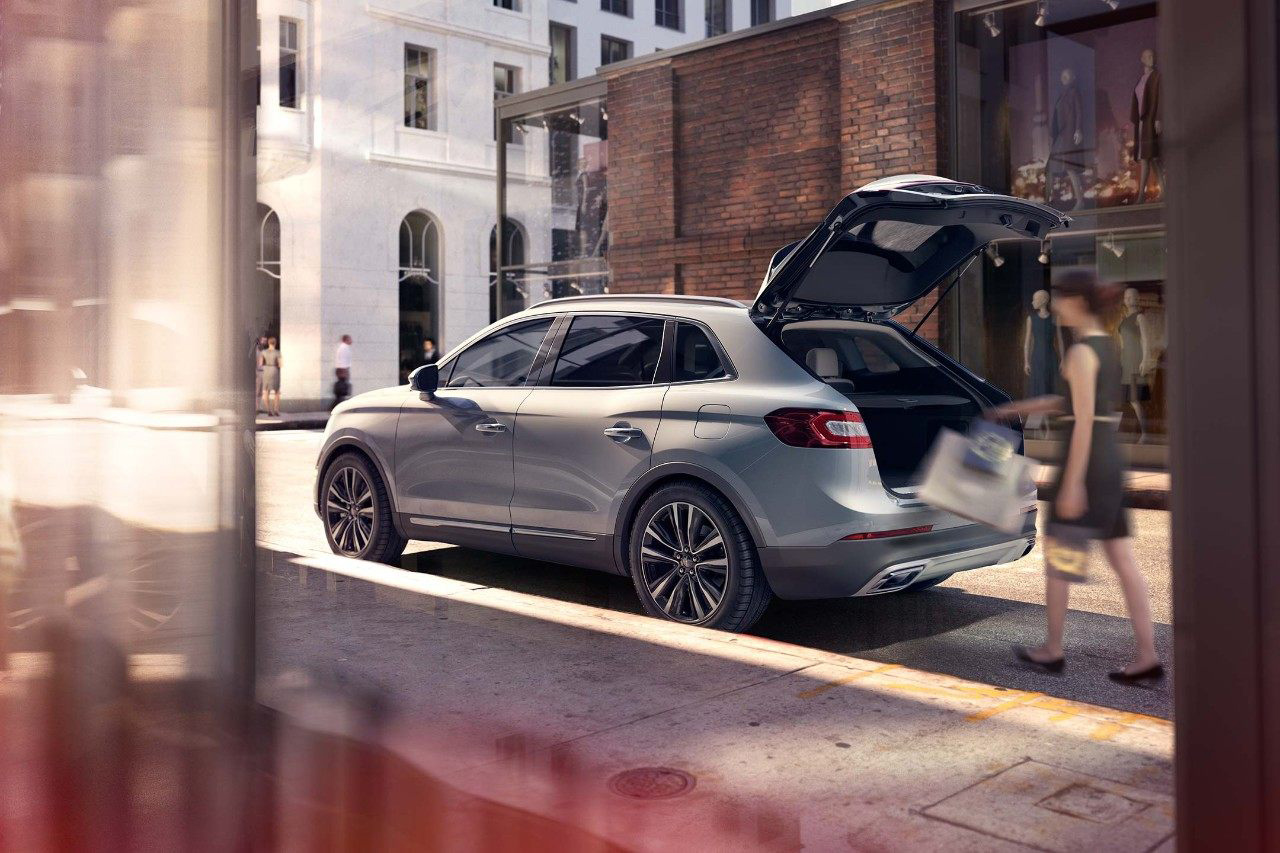 The 2018 Lincoln MKX