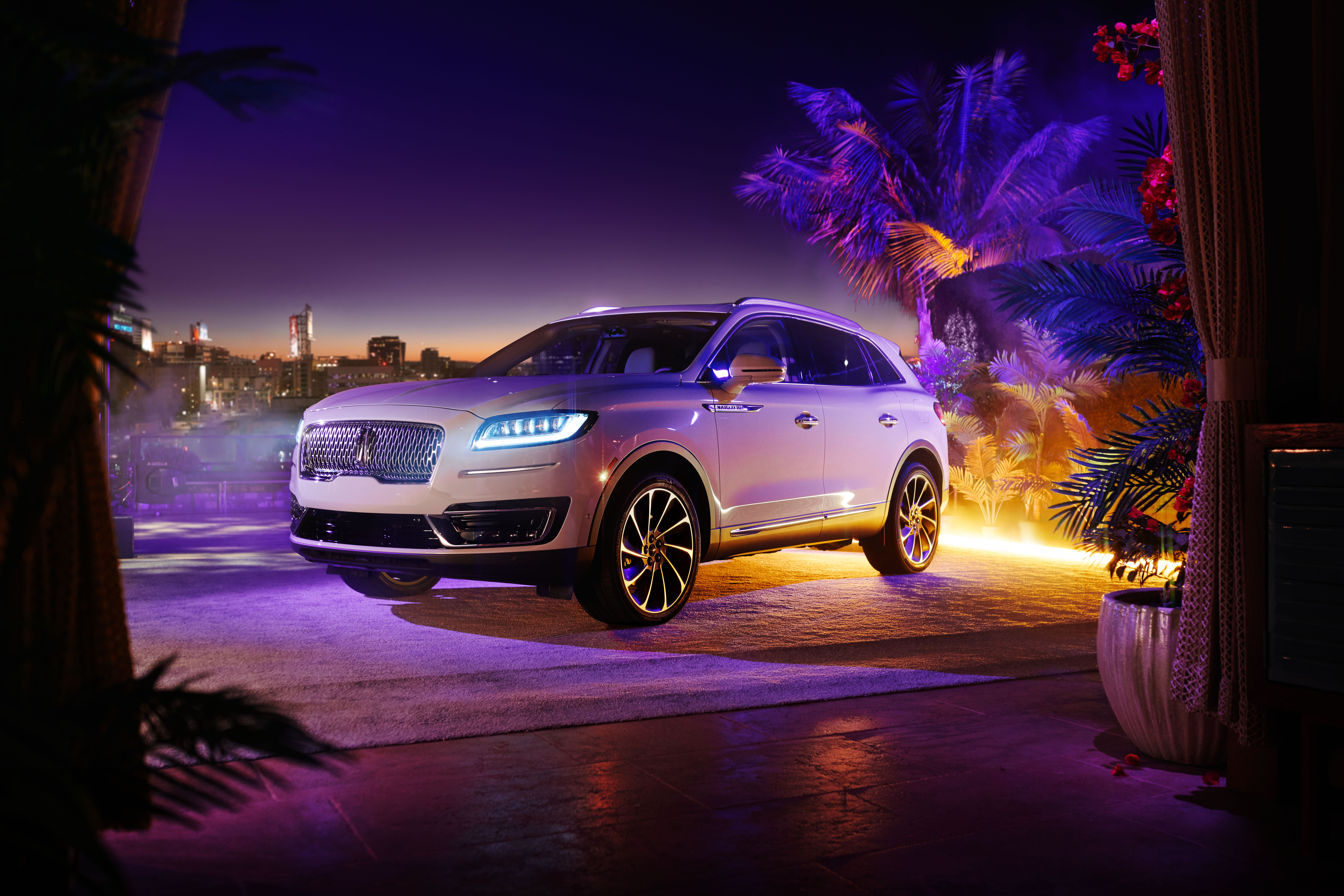 The 2019 Lincoln Nautilus