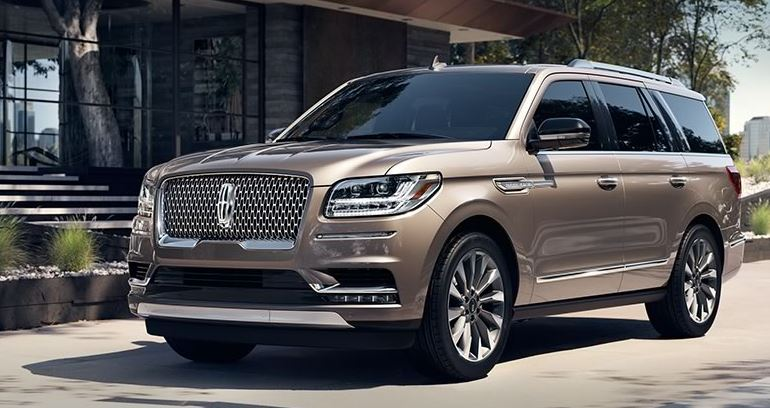 Preview the All New 2018 Lincoln Navigator at Coccia in Wilkes-Barre