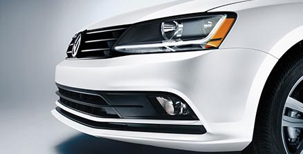 VW Jetta headlight