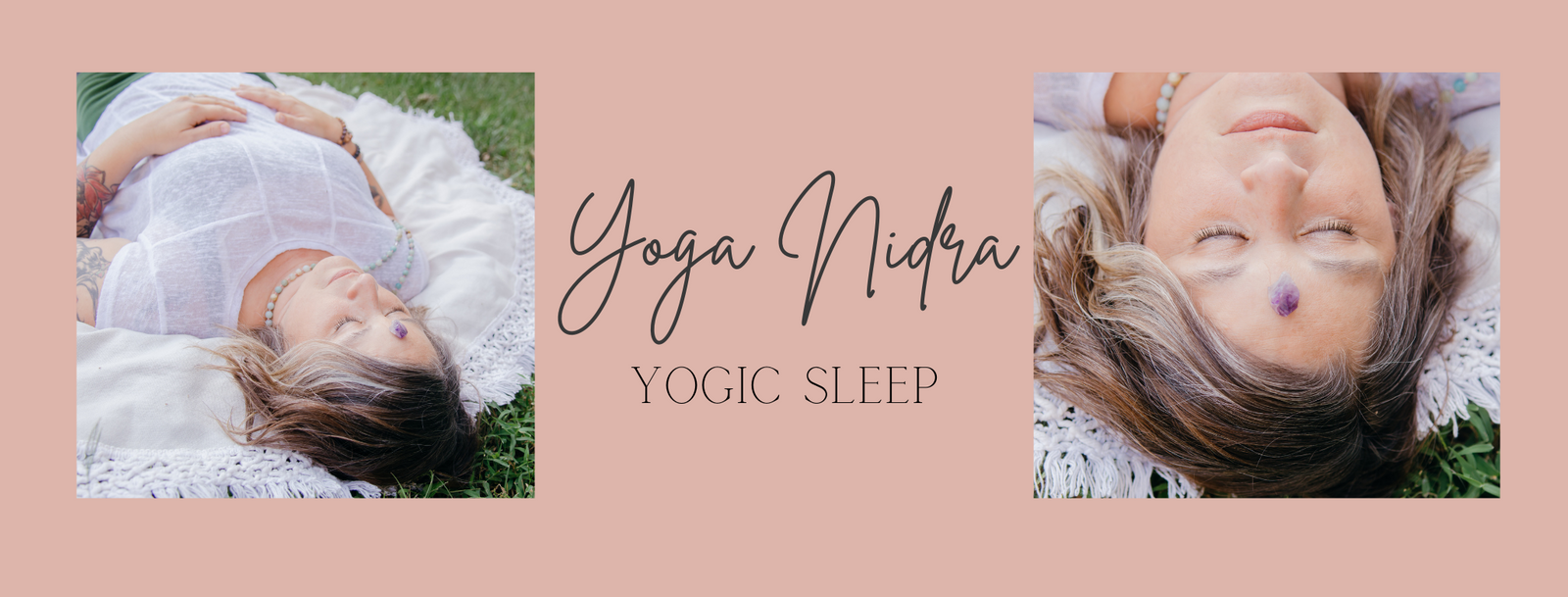 """You deserve to rest. This practice is a practice of rest. Yoga Nidra is the perfect way to start your weekend.   Yoga Nidra, also known as """"yoga sleep"""" or """"psychic sleep"""", is a guided systematic meditation that uses a series of structured awareness techniques to guide the practitioner into a sleep-like state, resting between consciousness (wakefulness) and unconsciousness (sleep). This """"lucid sleep"""" is among the deepest possible states of relaxation while remaining conscious.  This class will be online through Zoom. Please have a quiet place to practice. You will be in a supine postion (laying down). Because of this you want to make sure you have blankets or bolsters to keep you stable.   If you are unable to attend the live session the recordng will be sent to you."""