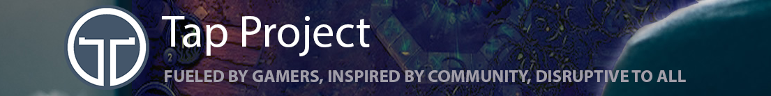 tap project banner