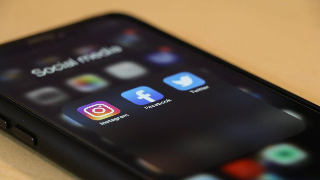 Un iPhone que puede utilizarse para las relaciones públicas.