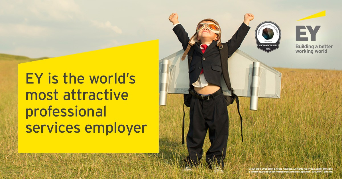 No 1 Professional Services Employer Globally