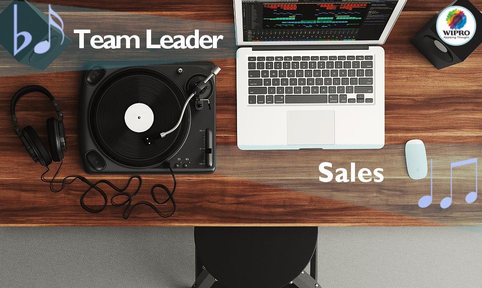 Team Leader Sales