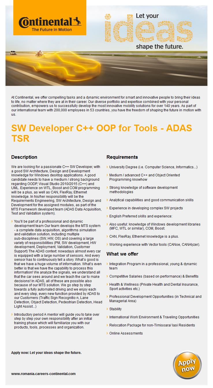 sw developer