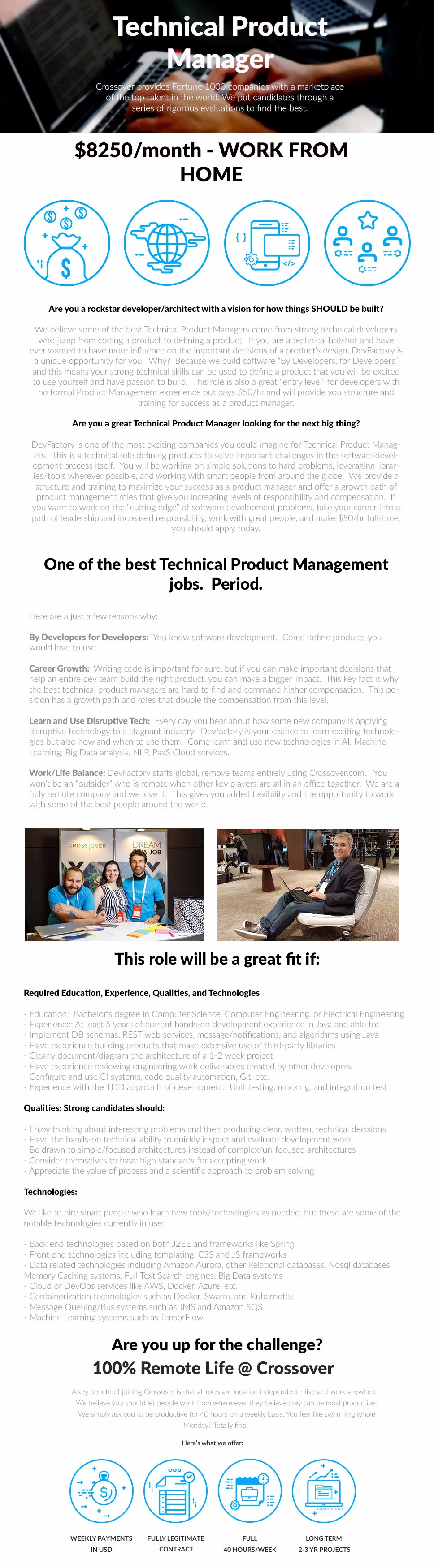2420-Technical Product Manager