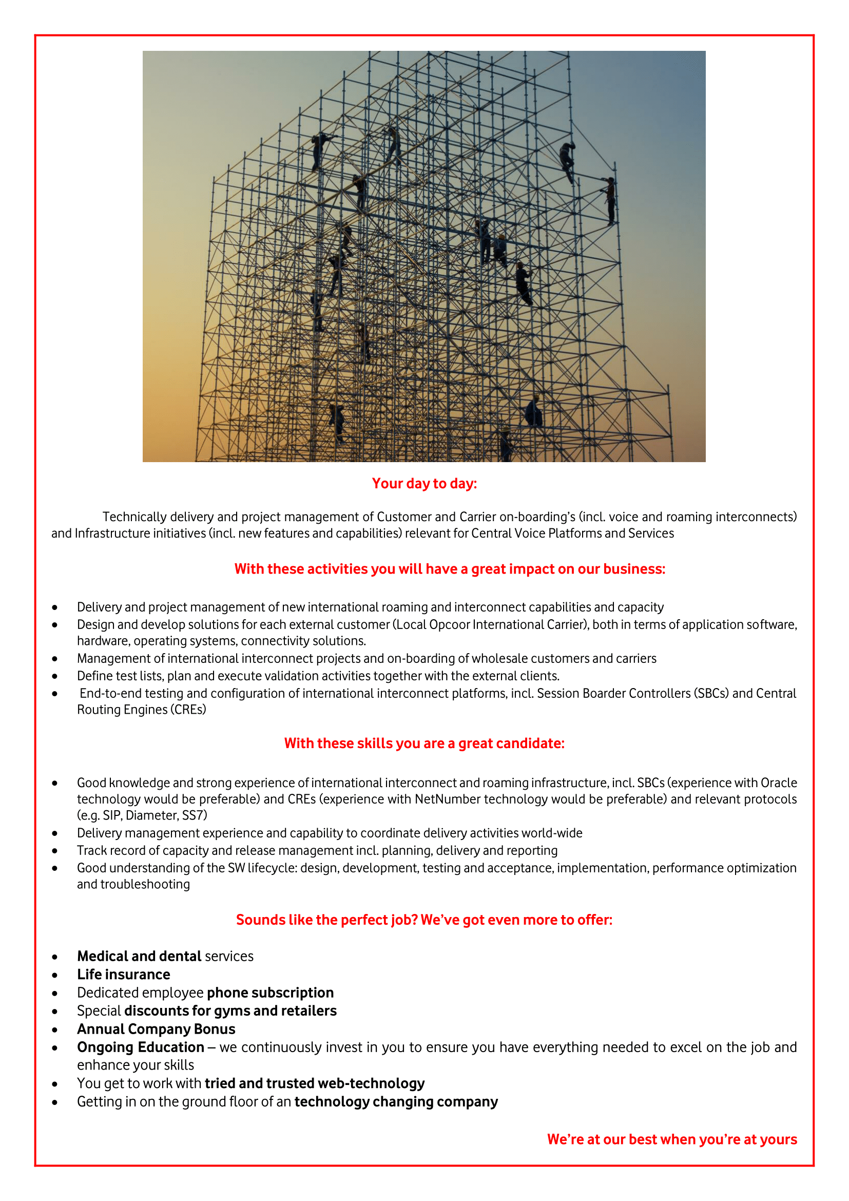 Technical Solution Engineer-1